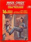 Maze Craze: A Game of Cops 'n Robbers