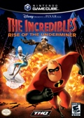 Disney/Pixar The Incredibles: Rise of the Underminer