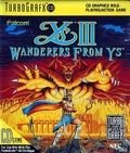 Ys III: Wanderers from Ys (CD)