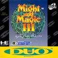 Might and Magic III: Isles of Terra (Super CD)