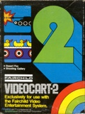 Videocart-2: Desert Fox / Shooting Gallery