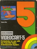 Videocart-5: Space War