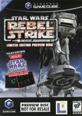 Star Wars: Rogue Squadron III: Rebel Strike - Limited Edition Preview Disc
