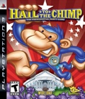 Hail to the Chimp: The Presidential Party Game