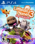 LittleBigPlanet 3 - Day 1 Edition!