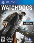 Watch_Dogs - PS4 Exclusive Edition