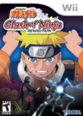 Shonen Jump Naruto: Clash of Ninja Revolution