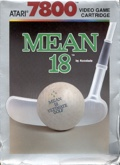 Mean 18 Ultimate Golf
