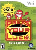 Press Your Luck - 2010 Edition