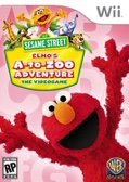 Sesame Street: Elmo's A-to-Zoo Adventure: The Videogame