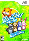 ZhuZhu Pets Featuring the Wild Bunch