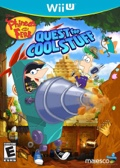 Disney Phineas and Ferb: Quest for Cool Stuff