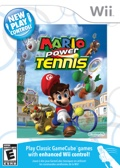 New Play Control!: Mario Power Tennis